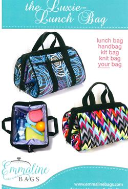 The Luxie Lunch Bag